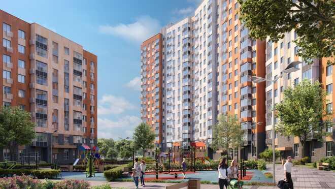 ЖК «Кленовые аллеи» Успей купить квартиру в новых корпусах